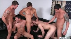 Andrew Blue, Cooper Reed, Donny Wright, Duncan Black   Haigen