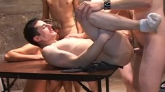 Breeding Kyle Brooks - Scene 2 - Factory Video