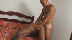 Steamy Gay Anal Sex On Hotel Room