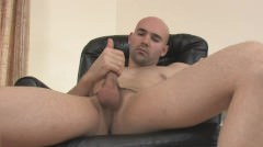 Str8 Guy Ain`t Happy As He Jerks-off - Scene 1 - Mavenhouse
