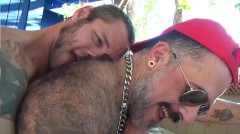 Cum Filled Fuck Holes - Scene 2 - Damon Doggs Cum Factory