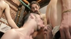 Jizz Pigs - Scene 4 - Factory Video