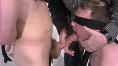Frat Initiations 5 - Scene 1 - Custom Boys