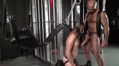 Leatherfuckers - Scene 1 - Factory Video