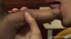 Skinny Latin Cum Eating Twinks Bareback Fuck