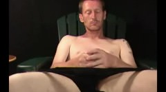 Mature Amateur Ronnie Jacking Off