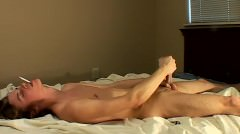 Naked Gay Twink Archery Ayden`s Audition