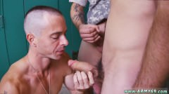 Gay Male Military Exam Porn First Time Good Anal Training