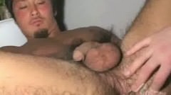 Japanese Handsome Stud Gets Anus Played And Rides Cock
