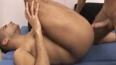 Hot Guy With Juicy Cock Fucks And Unload Cum In His Tight Asshole