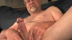 Mature Daddy Max Jacks Off For You