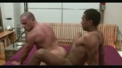Hot Interracial Gaysex