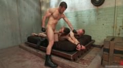 Tristan And Riley In Extreme Gay Bdsm Part2