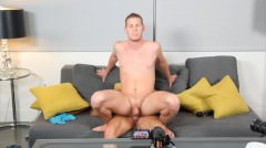 Gaycastings Hairy Bottom Cub Wants To Show Off His Moves In Casting