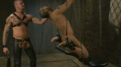 New Dom Derrick Hanson Pounds The Living Hell Out Of House Slave