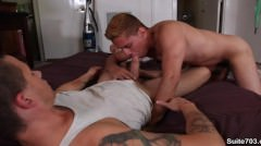 Camden Christianson And Lex Sabre Sucking Fucking Each Other`s Big Cocks