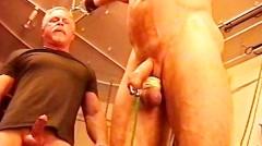 Suspended Sub, Electro Butt Plug, Mallet