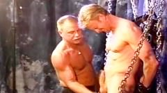 Cbt Blonde Muscle Stud Gets Balls Bashed