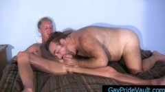 Blonde Twink Getting His Dick Sucked By Old Gay Bear By Gaypridev