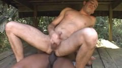Bareback In The Woods - Scene 4 - Thrust Men
