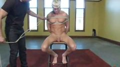 Blond Wants To Explode!