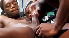 Black Workout 11 - Scene 3