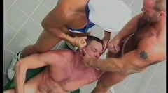 Raw Meat 04 - Scene 3 - Macho Man Video