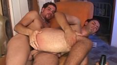 Ricco Puentes Is Fucking Fags Bareback 1 - Scene 2 - Robert Hill