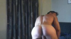 Sexy Muscled Guy Live Cam Show