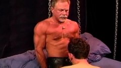 Cbt Beginner`s Session With Young, Hung, Muscular Newbie.