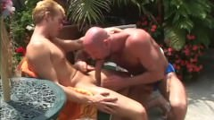 Hairy Hunks 2 - Scene 4 - Pacific Sun Entertainment
