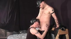 Leather Dawg - Scene 2 - Pig Daddy Productions