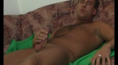 Solo Hunk At Home