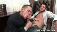 Shane Frost Fucking And Sucking Part1