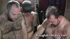 Group Gay Scene With Bondage And Cock Part2