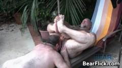 Cajun Bear   Wayne Daniels Bondage Pain Part6