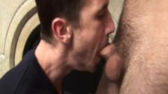 A Cumwhore Gets His Reward