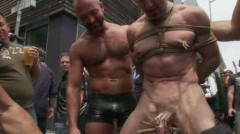Folsom Street Whipping   Shocking