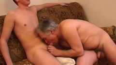 Horny Mature Guy Gets Plowed
