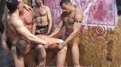 Hard Muscle Piss Pigs