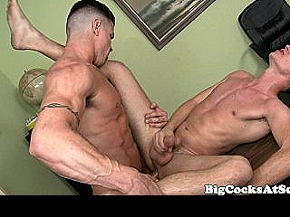 Bigcock Athletic Teen Fucking Tight Ass