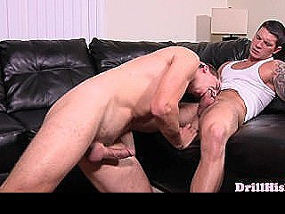 Gaysex Bottom Taking A Deep Ass Pounding
