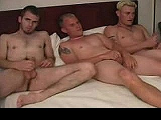 College Boi Gay Orgy