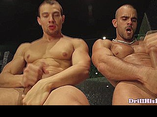 Mike Colucci Squirting His Load