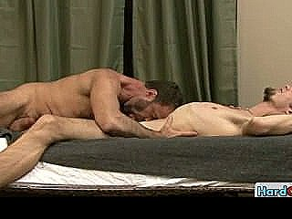 Sexy Hairy Man Getting His Dick Sucked By Hardonjob