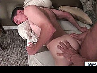 Guy Gets Surprise Assfuck By Guycreep