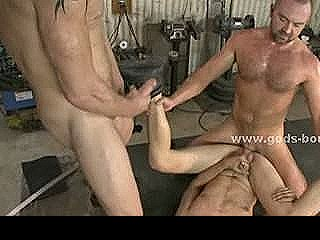 Workshop Man Taken By Force And Abused In Extreme Bondage Gay Sex