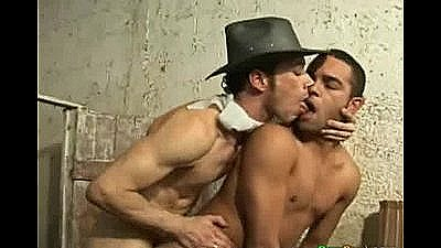 Gay Latin Condomless Anal Pounding With Nasty Cumshots