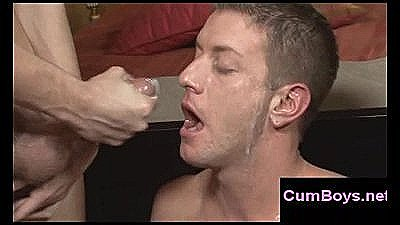 Crazy Bareback Bukkake Gay Orgy With Hot Guys