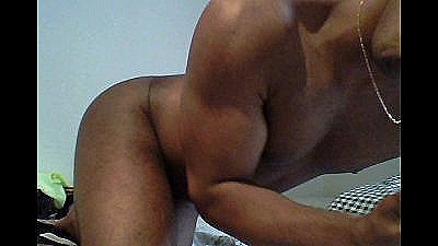 Horny Young Black Boy Stripping And Sucking